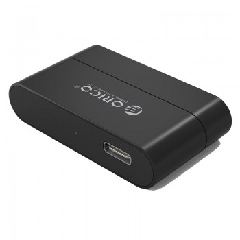 "Orico 20UTS USB3.0 to 2.5"" SATA Hard Drive/SSD Adapter Kit - Black"