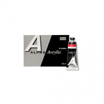 Alpha A/Arcylic Color 50 ML
