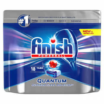 Finish Quantum 18 Tabs Regular