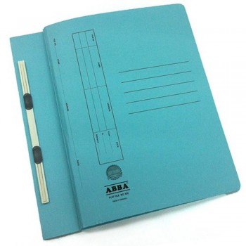 ABBA Manila Flat File NO. 350 - Blue