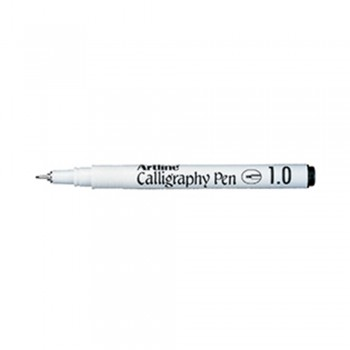 Artline EK-241 Calligraphy Pen 1mm - Black