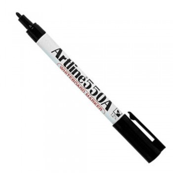 Artline Whiteboard Marker EK-550A - Black