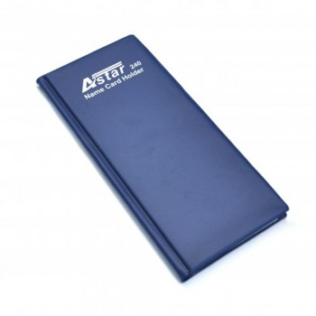 Astar Name Card Holder - 240'S DARK BLUE