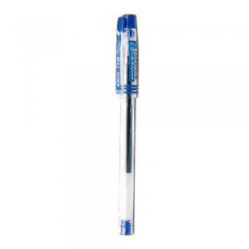 Buncho Fine Tech 0.4mm Gel Pen-Blue