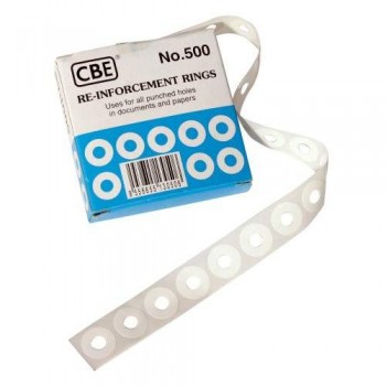 CBE 500 Reinforcement Ring (White) (Item No: B10-131) A1R3B33