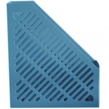 "CBE 8001 3"" ABS Box File (A4) BLUE (Item No: B10-113BL)"