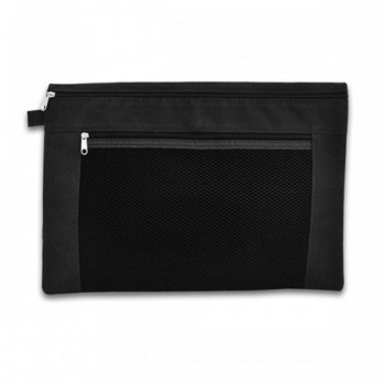 CBE 1026 Zip Document Bag (A4) - Black
