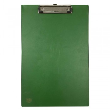 CBE 1340 PVC H-Clip Board (FC) Green (Item No: B10-109) A1R5B76