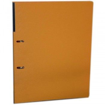 CBE 2D622 2-D PP Ring File (A4) YELLOW