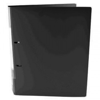 CBE 2D623 2-D PP Ring File (A4) Black
