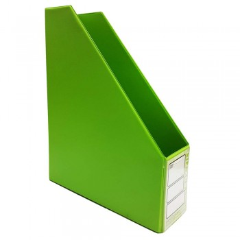 "CBE 412 3"" PVC Box File (A4)-light green (Item No: B10-114) A1R5B78"