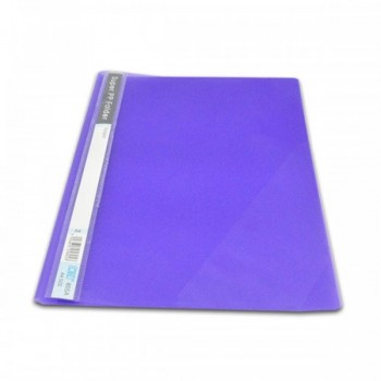 CBE 805A PP Management File - A4 size Purple (Item No: B10-06 PUR) A1R3B159