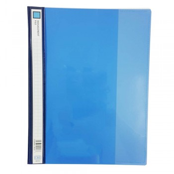 CBE 807A PVC Management File (A4)-blue (Item No: B10-118) A1R3B165
