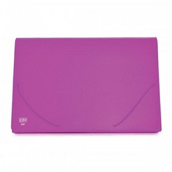 CBE Expanding File F4 4301 - MAROON (Item No: B10-15 MR) A1R1B38