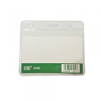 CBE 2560 Name Badge W/O Clip (110MM X 80MM) (Item No: B10-162) A1R3B116