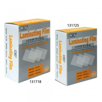 CBE 70 X 100 - 200micron Laminating Film (Item No: B10-141) A1R4B18