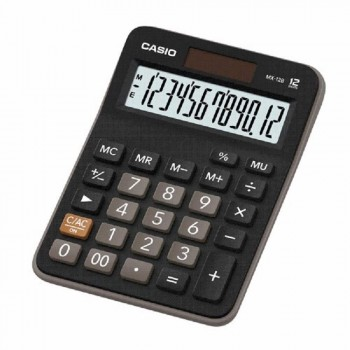 CASIO MX-12B Two Way 12Digits Calculator