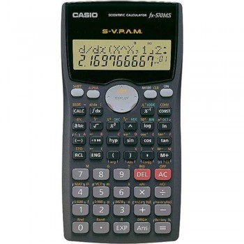 Casio Scientific Calculator fx-570MS - 12-Digit Electronic Calculator