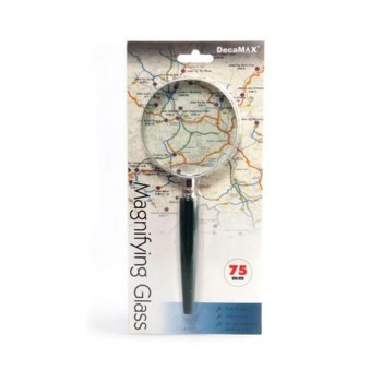 Decamax Magnifying Glass 1026- 75MM ( ITEM NO : B01 36/75MM )
