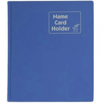 EAST FILE NH320 NAME CARD FOLDER (Item No: B11-113)