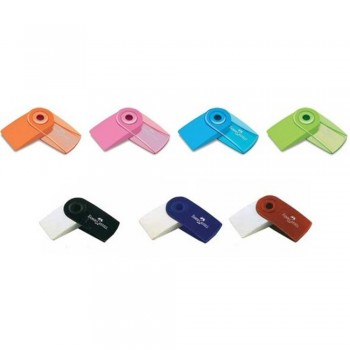 Faber Castell SLEEVE Mini-PVC-Eraser (Item No: A02-21)