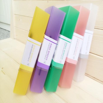 A5 Size PP 2 Ring Binder File 25mm