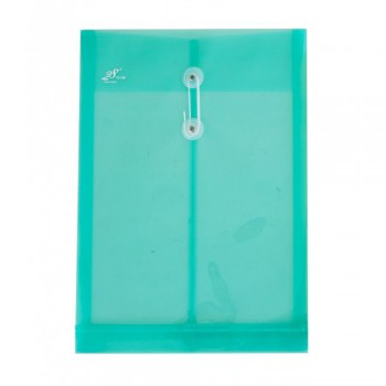 F4 Top Open Document Holder Green