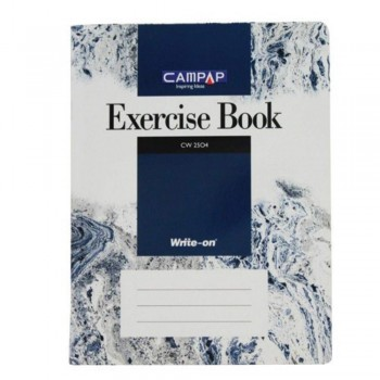 Campap Cw2504 F5 Exercise Book 200P (Item No: C02-12) A1R4B131