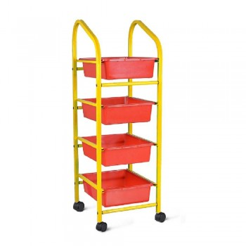 WP-B4 DEXI Trolley Yellow (Item No: G05-290)