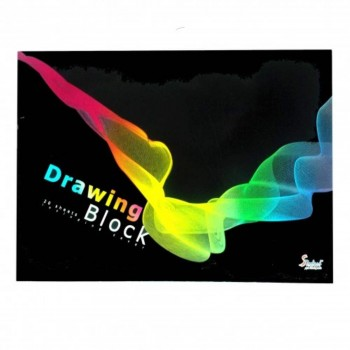Drawing Block Standard - B4 size, 20 sheets, 135gsm (Item No: B05-72) A1R2B200