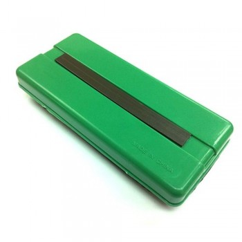 Whiteboard Magnetic Eraser - for Whiteboards Green (Item No: B01-30 GR) A1R2B29