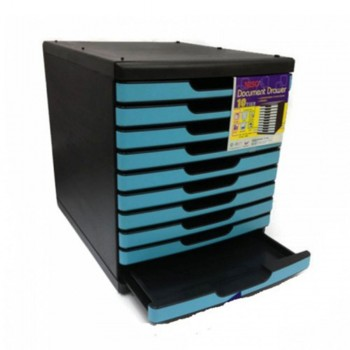 Niso 10 Tiers Document Drawer (DD8855)