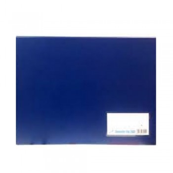PVC Computer File A3 - Blue (Item No: C01-19BL) A1R5B14