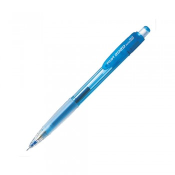 Pilot 2020 Shaker Super Grip Mechanical Pencil - 0.5 mm HFGP-20N Neon Color - Blue