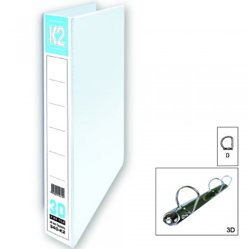 K2 40mm 3D ring file