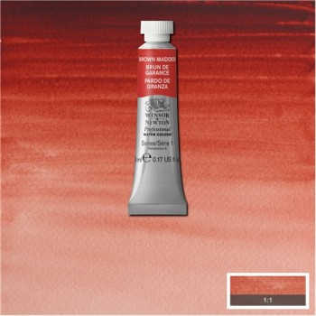 W&N Artists Water Colour 5ml 056 BroW&N Madder S1