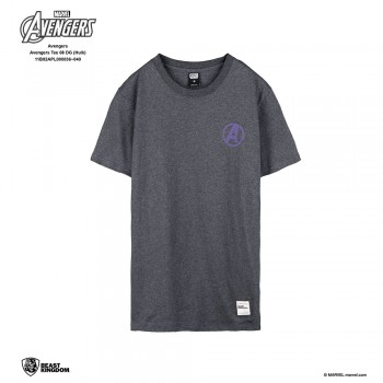 Avengers Tee Incredible Hulk - Dark Gray