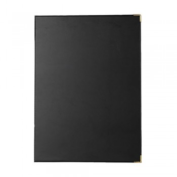 1169A Certificate Holder - Black