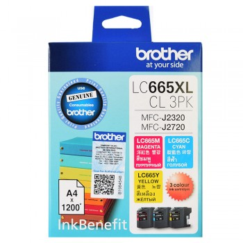 Brother LC-665 Value Pack