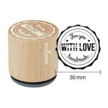 (WE5001) STAMPS FOR YOU WITH LOVE HANDMADE