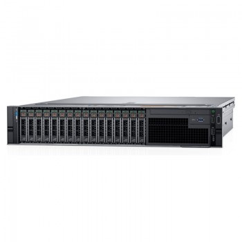 Dell PowerEdge R740-B3106 Server - 1xBronze 3106/1x16GB/1x600GB/1x750WPS