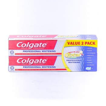 Colgate Total Professional Breath Health Toothpaste 150g