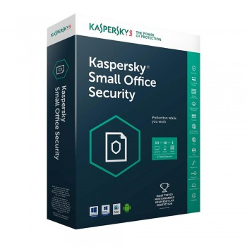 Kaspersky Small Office Security 10 Device 1 Year