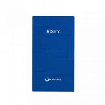 Sony USB Charger V5 5000mah Blue PowerBank